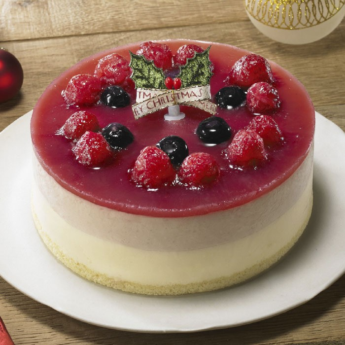コンビ二糖質オフケーキ