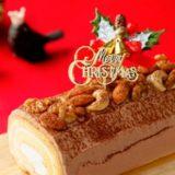 糖質オフクリスマスケーキ